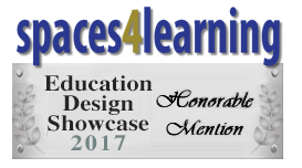 2017 Education Design Showcase Honorable Mention