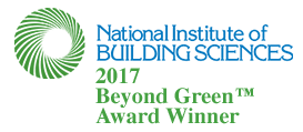 National Institute of Building Sciences, 2017 Beyond Green Award