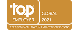 Top Employers Certification Seal