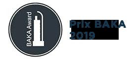 Prix BAKA 2019