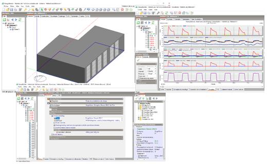 Designbuilder SageGlass