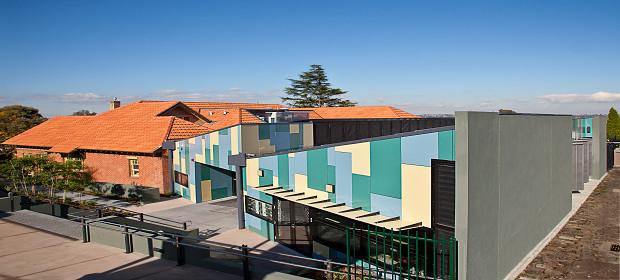 SageGlass installation Girls Grammar School Ivanhoe Australia