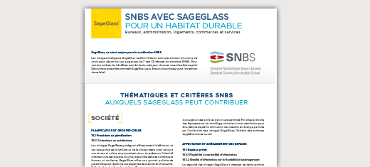 SNBS label