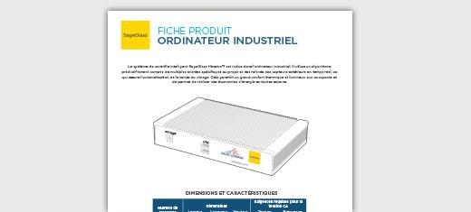 ORDINATEUR INDUSTRIEL