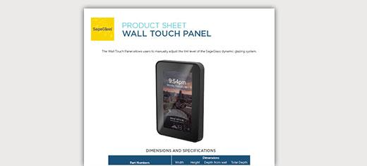 Wall Touch Panel