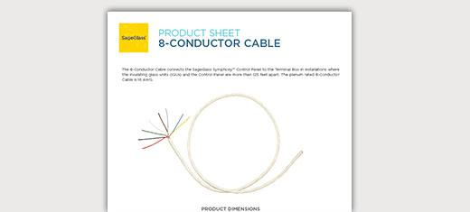 8-CONDUCTOR CABLE