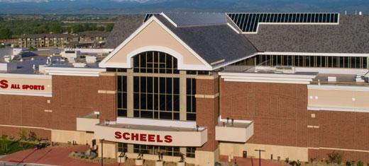 SageGlass Installation at SCHEELS