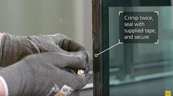 How to Crimp and Secure a Capillary Tube