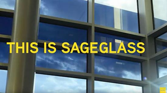 This is SageGlass