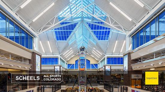 SageGlass-Dynamic Glass at SCHEELS ALL SPORTS
