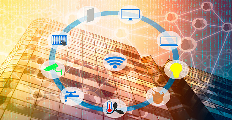 Data on the Market Value of Smart Buildings