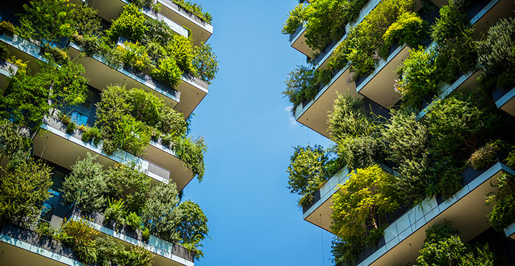 SMART MEETS SUSTAINABLE: TECHNOLOGY HELPS ACHIEVE GREEN CERTIFICATIONS